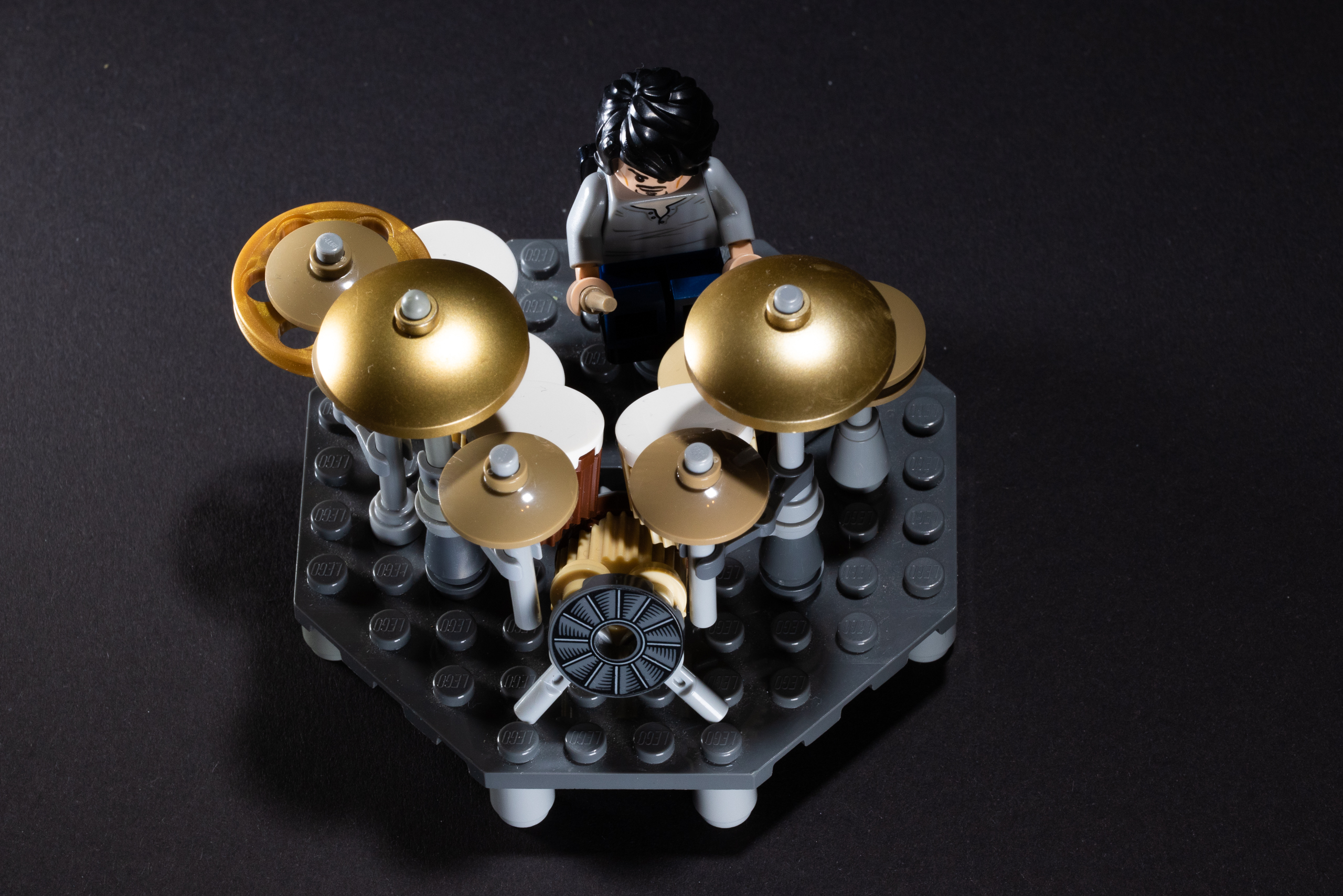 Lego-drums MUSIK.courses